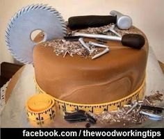 34 Unique Birthday Cake Ideas with Images Handyman Birthday Cakes for. 34 Unique Birthday Cake Ideas with Images Handyman Birthday Cakes for Men Happy Birthday Torte, 50th Birthday Cakes For Men, Birthday Wishes, 33rd Birthday, Birthday Sayings, Birthday Images, Man Birthday, Birthday Greetings, Birthday Gifts