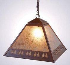 Rustic Lighting   Ceiling, Pendant