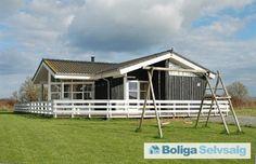 Vinkelbæk 40, Lavensby Mark, 6430 Nordborg - Dejlig Sommerhus på en forhøjet grund med udsigt over Lilllebælt #fritidshus #sommerhus #nordborg #selvsalg #boligsalg #boligdk