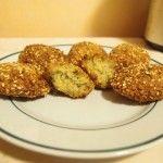 Falafel aneb cizrnové karbanátky