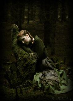 Gretel's lost her way.