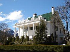 Alaska Governors Mansion - Juneau