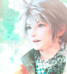 Hope Estheim Final Fantasy XIII Lightning Returns Lightning Returns: Final Fantasy XIII lrffxiii ffxiii LightReturnsCrystale XIIICrystale lr spoilers