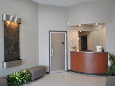 R+R Dental Waiting Room