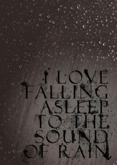 My wife and I love to get cuddled up, put on a movie and fall asleep to the rain in each other's arms! Such a peaceful and calm feeling! We love the rain! Sound Of Rain, Singing In The Rain, Rain Sounds, Rainy Night, Rainy Days, Rainy Mood, Rainy Morning, Rainy Weather, Night Time