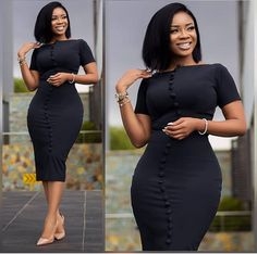 Unique and trendy Ankara styles for ladies 2019 ankara styles - Styles -. from Diyanu Next Previous Unique and trendy Ankara styles for ladies 2019 ankara styles – Styles – Unique and trendy Ankara styles for ladies 2019 Next Previous Classy Work Outfits, Office Outfits Women, Classy Dress, Chic Outfits, Fashion Outfits, School Outfits, Spring Outfits, Trendy Ankara Styles, Ankara Gown Styles