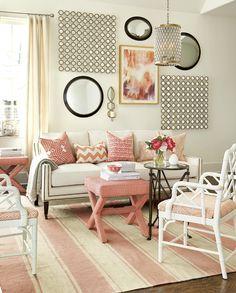 Charming Living Room Ideas 26
