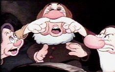 Sneezy from Snow White and the Seven Dwarfs  Disney movies