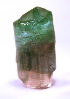 Tourmaline - I think this stone is fascinating!