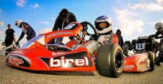 Just $75 gets you a temporary gig as a race kart driver at Whiteland Raceway