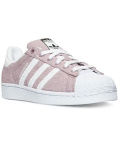5131fd74b adidas Women s Superstar Casual Sneakers from Finish Line   Reviews -  Finish Line Athletic Sneakers - Shoes - Macy s