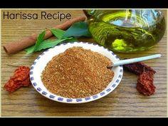 Homemade Harissa Recipe - The Fiery Tunisian Mix! - YouTube