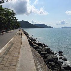 Seaside promenade in Vietnam  #Vietnam #beaches #surf #lonelyplanet