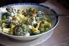 Retete de mancare sanatoasa pentru slabit: 12 idei simple si rapide – Maria Nicuţar Best Salad Recipes, Guacamole, Sprouts, Broccoli, Potato Salad, Potatoes, Menu, Vegetables, Ethnic Recipes