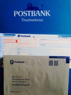Postbankblauw past bij jou.