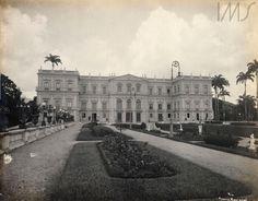 Augusto Malta -    Museu Nacional,   1930 - Quinta da Boavista -   São Cristóvão