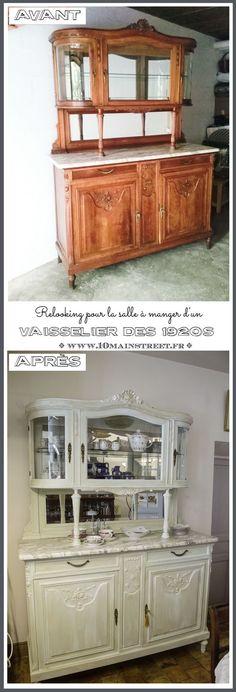Table de salle à manger - Cottage et Patine - le Blog Meubles