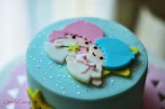 Cherry's Cakes: Little Twin Stars are (still) Cool!