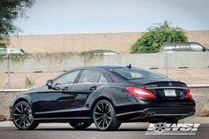Mercedes-Benz+CLS+550