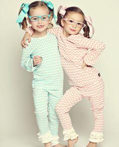 Matilda Jane Clothing with Chevron ~  <3 CUTE girls!! #matildajaneclothing #MJCdreamcloset