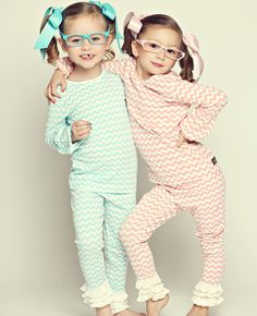 Matilda Jane Clothing with Chevron ~  <3 CUTE girls!! #matildajaneclothing #MJCdreamcloset