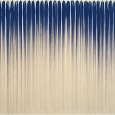 Lee Ufan peaceful, beautiful, minimalist art.