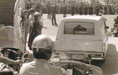 Elvis Presley's Funeral   1973