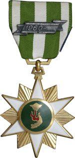Vietnam War Campaign Medal