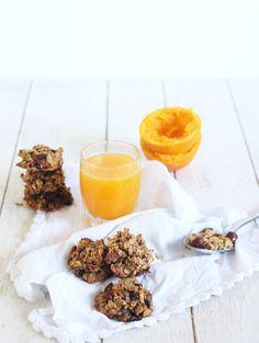 energizing cookies, (gluten/egg/dairy-free).
