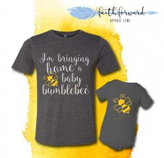 Bee Mommy Maternity Dark T Shirt Bees Babies And Gender Reveal