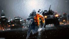 Battlefield [ wallpaper Game wallpapers