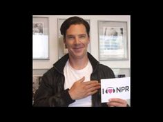 ▶ Benedict Cumberbatch - NPR Interview - YouTube