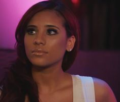 """Since Rashida is a serial stalker of reality shows, we can assume it is just to help move the plot along. When Cyn comes on over, Rashida greets her with, """"You pretty ass, little young bitch."""" ... Please read more and give your thoughts at: http://allaboutthetea.com/2015/01/27/love-hip-hop-new-york-recap-s5e6/"""
