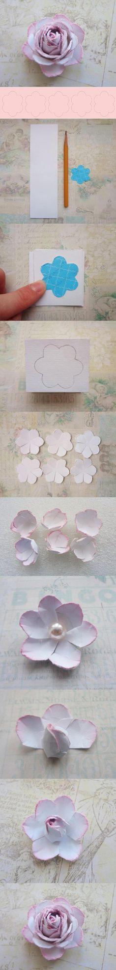 DIY Handmade Rosettes