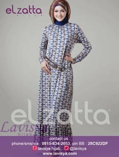 Lavisya Hijab: Elzatta Gazka Kalary - Rp. 169,000