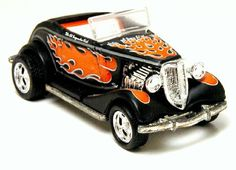 Hot Wheels 1933 Ford Roadster El Segundo kid 1/64