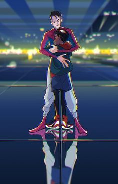 Spider-Man: Into the Spider-Verse Marvel Dc Comics, Marvel Art, Marvel Memes, Marvel Avengers, Ms Marvel, Captain Marvel, Miles Morales, All Spiderman, Amazing Spiderman