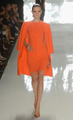 Mercedes-Benz Fashion Week Spring 2013: Chado Ralph Rucci ‹ Stuff Fly People Like