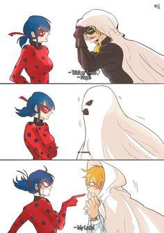 Miraculous Ladybug & Adrien/Chat Noir