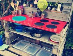 Outdoorküche Kinder Joy : Die 27 besten bilder von sandkasten & gartenküche outdoor play