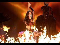 EXPOSING Satanic 2014 Grammy Awards and a STRONG WARNING from the Lord! Get saved By Jesus today.