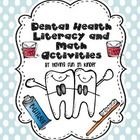 Dental Health: This GIANT Dental Health themed unit will have the little ones in your classroom busy practicing important literacy, math, and writi...