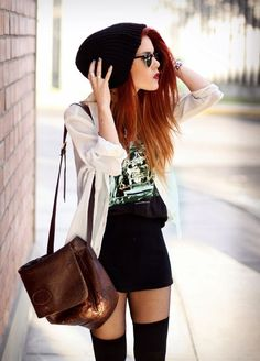 Cute but the skirt is too short