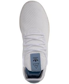 4b99e13d1 adidas Men s Originals Pharrell Williams Tennis HU Casual Sneakers from  Finish Line   Reviews - Finish Line Athletic Shoes - Men - Macy s