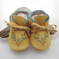 Native American Beaded Baby by AuthenticNativeMade on Etsy, $38.00