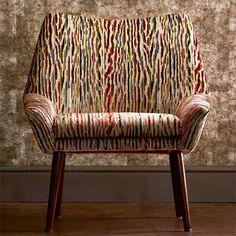 Harlequin - Designer Fabrics and Wallcoverings | Products | British/UK Fabrics and Wallpapers | Nuru (HVER131294) | Zambezi