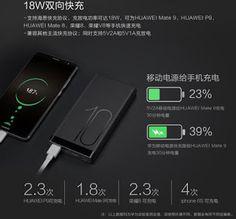 Huawei Luncurkan Powerbank dengan fitur Pengisian Baterai Cepat dengan Harga 300 ribuan