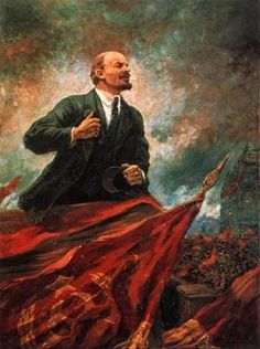 by Alexander Gerasimov was a leading proponent of Socialist Realism in the visual arts, and painted Joseph Stalin and other Soviet leaders. History Jokes, Ap World History, European History, Art History, Funny History, Communist Propaganda, Propaganda Art, Russian Revolution 1917, Vladimir Lenin