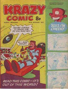 Krazy Comic