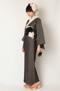#kimono#yukata#hime#mori